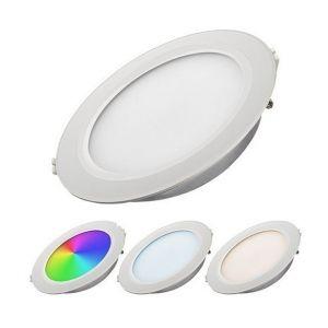 Delitech Encastrable LED 6W Maestro%u2122 -Maestro%u2122 : RGB + Blancs