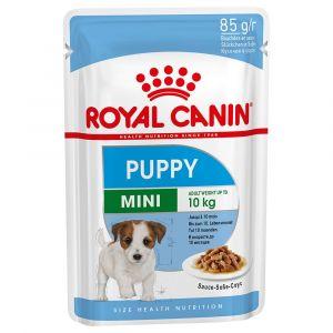 Royal Canin 24x85g Mini Puppy pour chiot - Nourriture pour chien