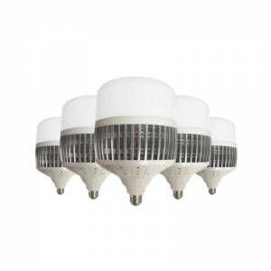 Silamp Ampoule E27 LED 150W 220V 270° (Pack de 5) - Blanc Froid 6000K - 8000K -