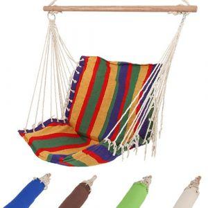 Jago Chaise hamac confortable 100 x 155 cm
