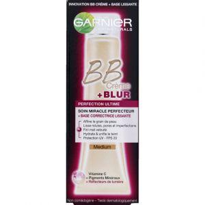 Garnier BB crème + blur Médium - Soin miracle perfecteur + base correctrice lissante