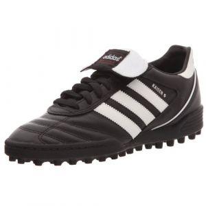 Adidas Kaiser 5 Team, Chaussures de football mixte adulte, Noir, 44 2/3 EU