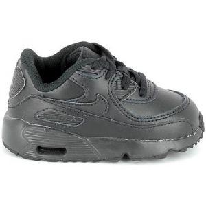 Nike Chaussure Air Max 90 Leather pour Bébé/Petit enfant - Noir - Taille 27 - Unisex
