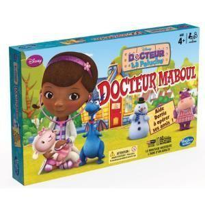 Hasbro Docteur Maboul : Docteur La Peluche