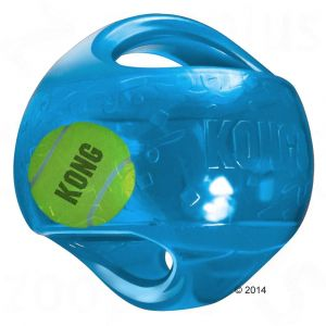 Kong Jouet en plastique Jumbler Ball M-L