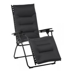 Lafuma Fauteuil relax Evolution Be comfort Dark grey