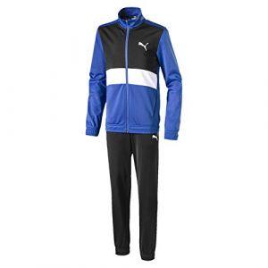 Puma Poly Suit cl B Survêtement Garçon, Galaxy Blue, FR Unique (Taille Fabricant : 104)