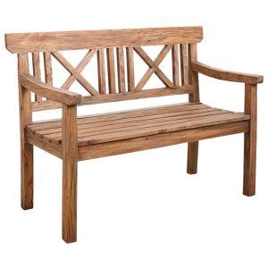 Aubry Gaspard Banc de jardin en bois