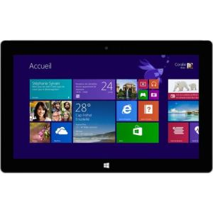 "Microsoft Surface 2 32 Go - Tablette tactile 10.6"" sous Windows RT 8.1"