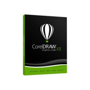 CorelDraw Graphics Suite X8 pour Windows