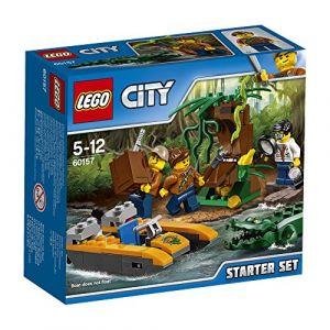 Lego 60157 - City : Ensemble de démarrage de La Jungle