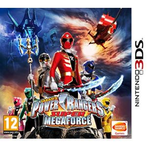 Power Rangers Super Megaforce [3DS]