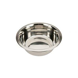 Aimé Ecuelle en inox Ø 21,5cm - Pour chien Ecuelle en inox - Contenance : 1,75L - Diamètre : 21,5cm - Pour chien.