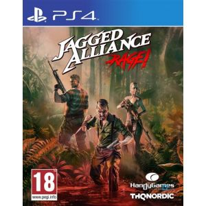 Jagged Alliance Rage pour PS4 [PS4]