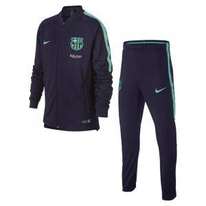 Nike Survêtement de football FC Barcelona Dri-FIT Squad pour Enfant plus âgé - Pourpre - Taille S
