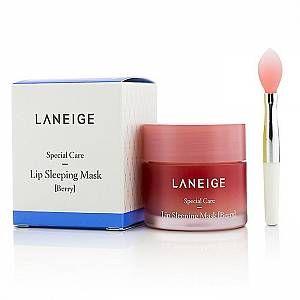 Laneige Lip Sleeping Mask [Berry] - Masque de nuit pour les lèvres aux baies de bois