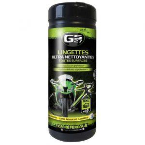 GS27 Lingettes Ultra Nettoyantes toutes surfaces 35 lingettes