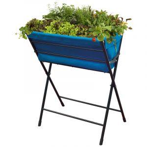 ACD Jardinière VegTrug Poppy bleu -SERRES