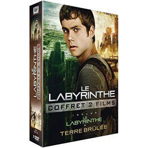 Coffret Le Labyrinthe +  Le Labyrinthe 2 : la terre brûlée
