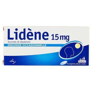 Cooper Lidène 15 mg - 10 comprimés