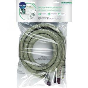 Whirlpool IHS400 - Tuyau d'arrivée d'eau avec Hydro-sécurité et filtre pour lave linge et lave vaisselle