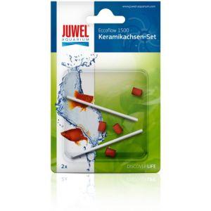 Juwel Axe Eccoflow 1500 Pompe pour Aquariophilie 2 Pièces