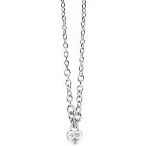 Guess UBN21577 - Collier et pendentif Chaîne Coeur pour femme