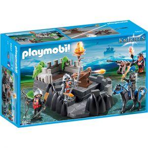 Playmobil 6627 Knights - Bastion des Chevaliers du Dragon Ailé