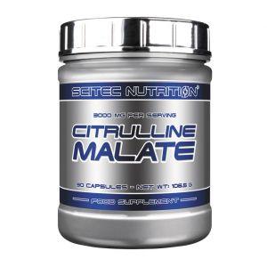 Scitec nutrition Citrulline Malate - 90 gélules