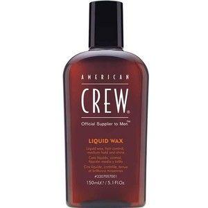 American Crew Cire coiffante fixation moyenne et brillance forte