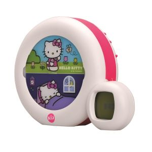 Claessens'Kids Veilleuse réveil Kid'Sleep Moon Hello Kitty