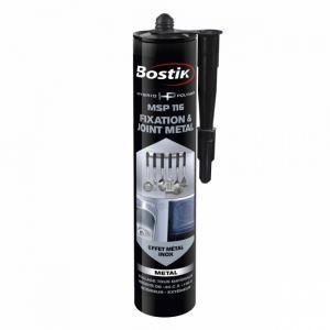 Bostik Mastic polymère hybride MSP 116 Fixation & Joint métal