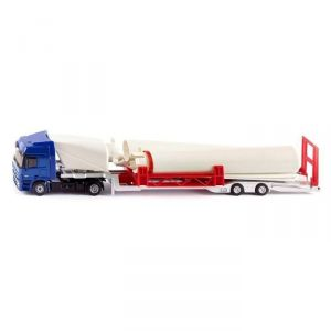 Siku Camion de transport éolienne 1/50eme