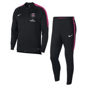 Nike Survêtement de football Paris Saint-Germain Dri-FIT Squad pour Homme - Noir - Taille S