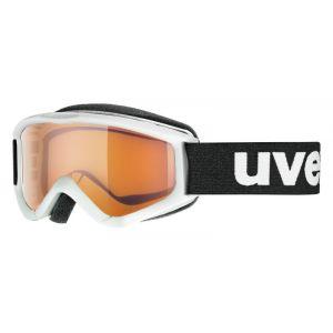 Uvex Speedy pro Lunettes de protection Enfant, white Masques Ski & Snowboard