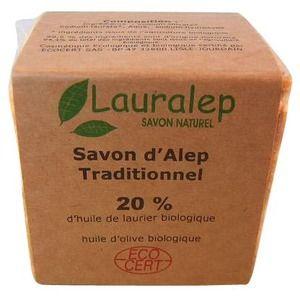 Lauralep Savon d'Alep traditionnel