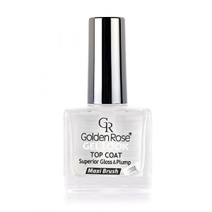 Golden Rose Top Coat Gel Look Maxi Brush de 10,5 ml