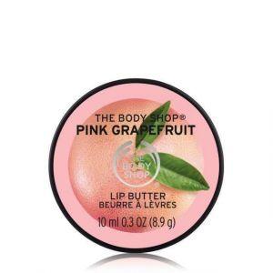 The Body Shop Pink Grapefruit Lip Butter - Beurre à lèvres