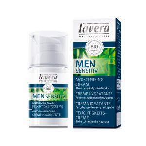 Lavera Men Sensitiv - Crème hydratante - 30 ml