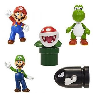 Abysse Corp Nintendo Pack 5 mini figurines