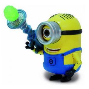 Mondo Figurine de luxe : Stuart jaune et son lance-roquettes Moi Moche et Méchant 2