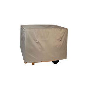 Housse de protection pour plancha sur meuble 130x70x90cm