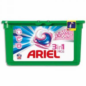 Ariel Lessive liquide Ecodoses 3 en 1 parfum Pink Fresh sensation (38 doses)
