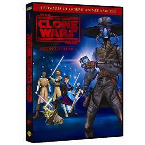 Star Wars : The Clone Wars - Saison 2, Volume 1