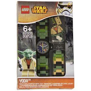 Lego 8020295 - Montre pour enfant Yoda Star Wars
