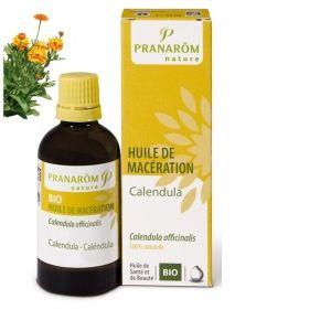 Pranarôm Huile Bio Calendula - 1000 ml