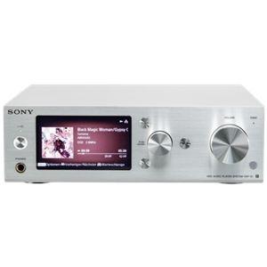 Sony HAP-S1 - Amplificateur analogique 2x 40W et lecteur audio avec HDD 500 Go