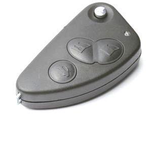 Neoriv Coque de clé télécommande ALF303