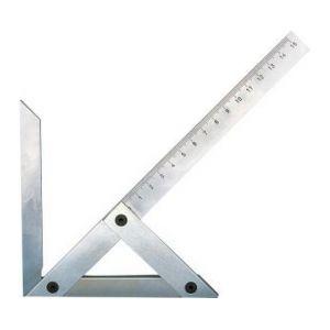 Forum Equerre à centrer de précision, Taille : 150 x 130 mm, Pour arbres jusqu'à un &Oslash de 190 mm