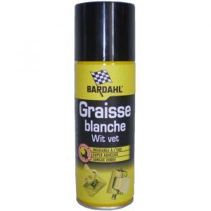 Image de Bardahl Graisse Blanche Réf:1379 200ml Qualité Pro !